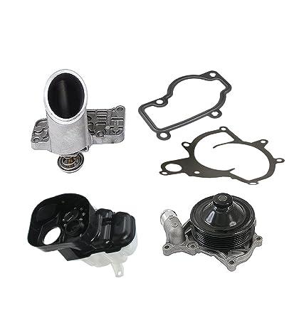 Amazon com: PORSCHE 986 BOXSTER ENGINE WATER PUMP +