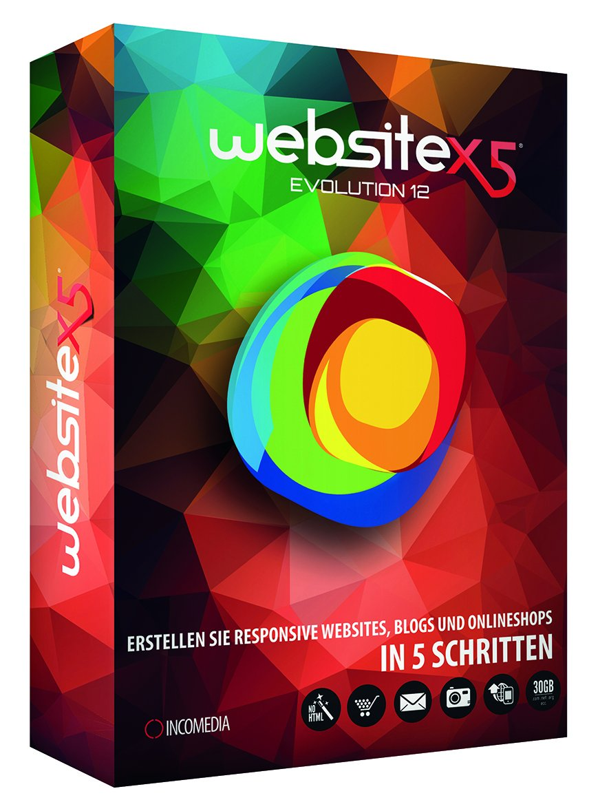 WebSite X5 Evolution 12: Amazon.de: Software