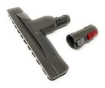 Flexible parqué, cepillo parquet, cepillo para aspiradoras Dyson Aspirador mit Adapter für Big Ball /2, CY22 CY23: Amazon.es: Hogar