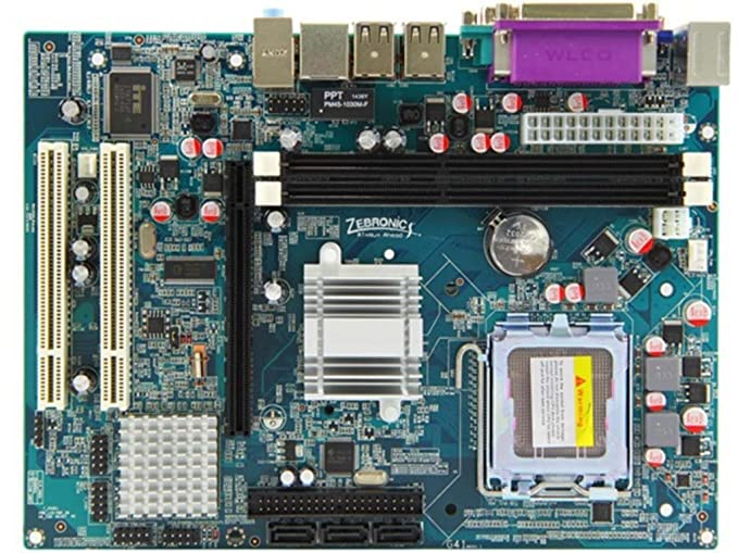 ZEBRONICS G41D3LM MOTHERBOARD DRIVERS FOR WINDOWS 10