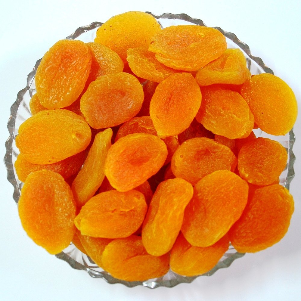 Leeve Dry Fruits Dried Turkey Apricot - 400Gms by Leeve Dry Fruits
