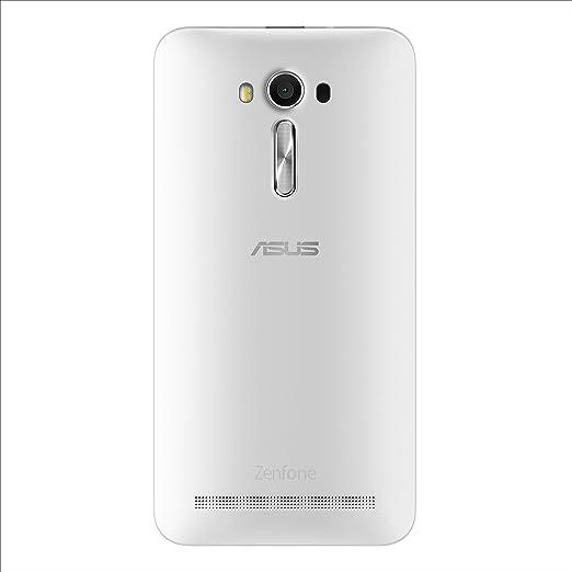 "527 opinioni per Asus ZenFone 2 Laser 5.5"" Smartphone, 16 GB, Dual SIM, Bianco [Italia]"