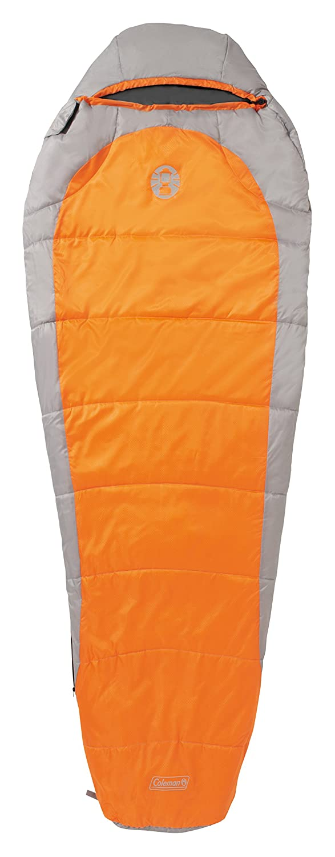 Coleman Silverton - Saco de Dormir Naranja: Amazon.es: Deportes y aire libre