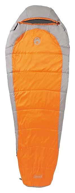 Coleman Silverton – Saco de Dormir Naranja