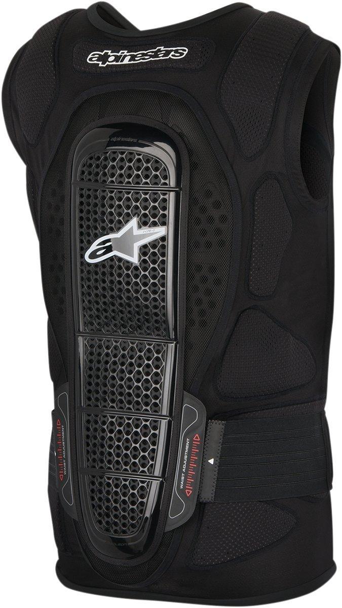 Alpinestars Men's Track Vest 2 (Black, Small) by Alpinestars (Image #2)