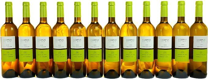 Vino Blanco Semidulce Corpus Del Muni Semidulce Amazon Es