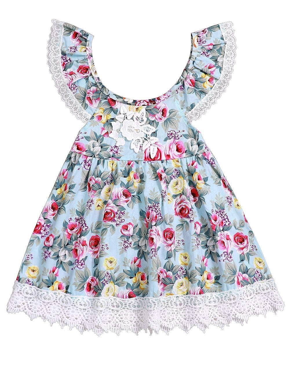 最安値級価格 Menglang DRESS ベビーガールズ 6 - 12 Months Months Menglang マルチカラー 12 B07LG8VYXH, 生活住空間ストア:b552180f --- arianechie.dominiotemporario.com