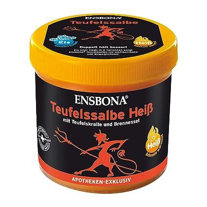 Ensbona Teufelssalbe heiß, 200 ml