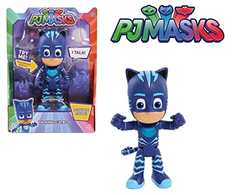 PJ Masks - DELUXE 6 inch TALKING CATBOY