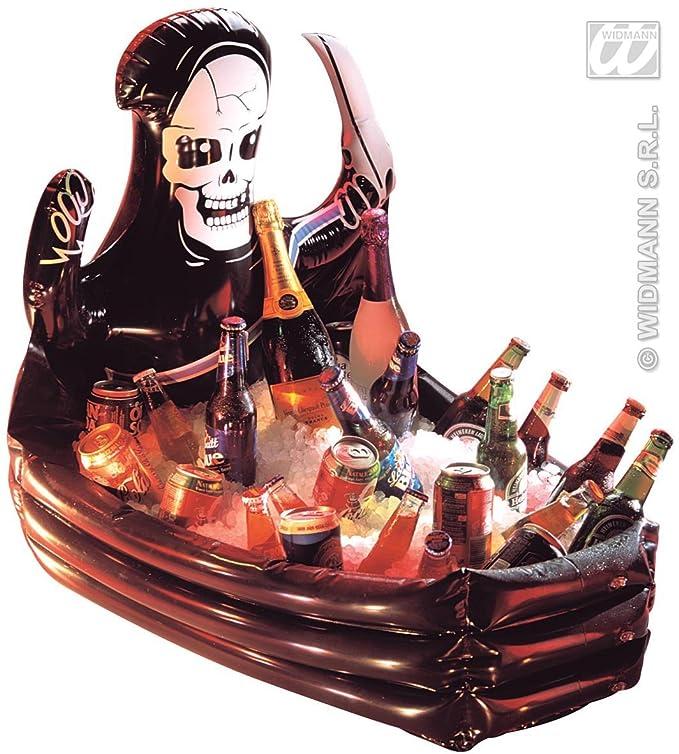 Sarcófago inflable Halloween 92 cm: Amazon.es: Juguetes y juegos