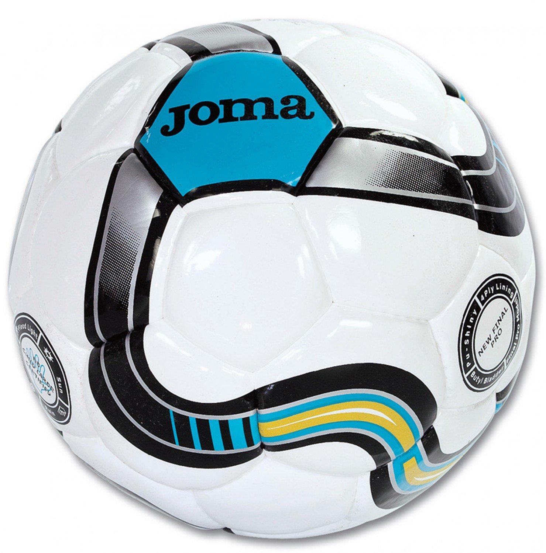 Joma - Balon Iceberg t5 Blanco-Azul Pack 12: Amazon.es: Deportes y ...