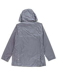 Hooded Blouson 1125-499-6857: Grey