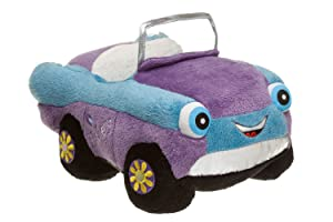 Night Buddies Haley Convertible Plush Toy