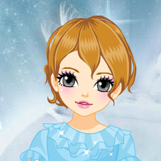 Baby Angel Dress Up -