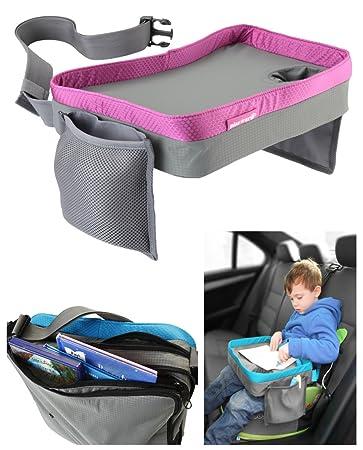 Amazon.com: Bandeja de viaje para niños – asiento de coche ...