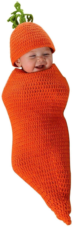 Para el cancer de Cali zanahoria Niños unisex traje 70cm 4166: Amazon.es: Juguetes y juegos