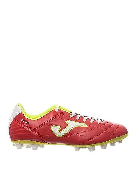 Joma Bota Multitaco Cesped Artificial Fútbol FIT-100  Amazon.es  Zapatos y  complementos 796d1709375ac