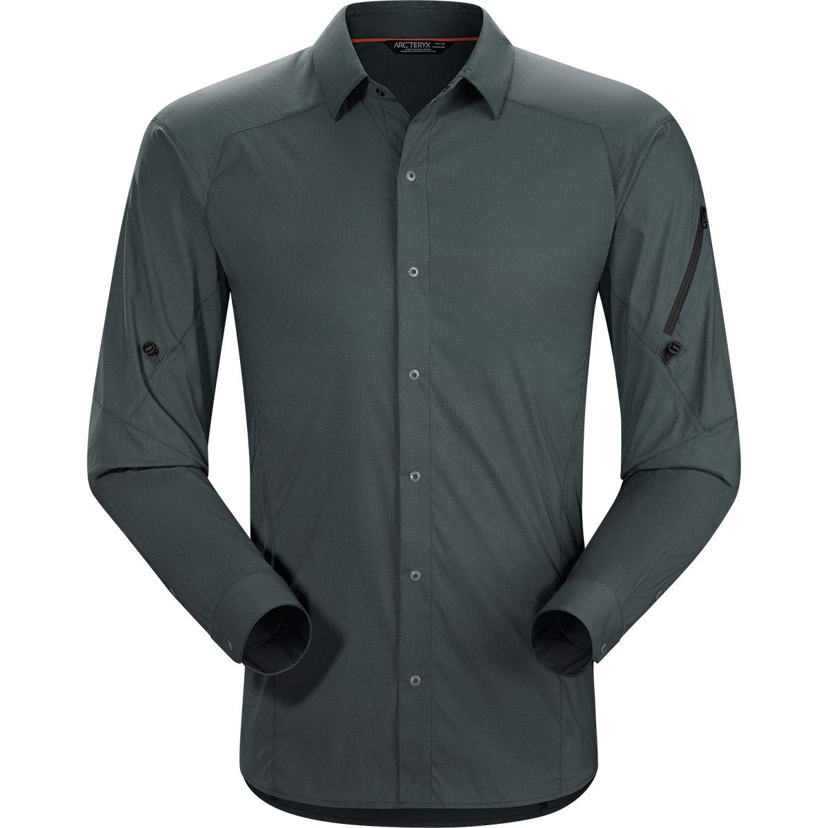 ARC'TERYX(アークテリクス) Elaho LS Shirt Men's イラオ LS シャツ メンズ 13652 磁石 S