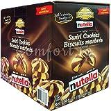 Nutella mini swirl cookies 8.4 oz bags (pack of 3)