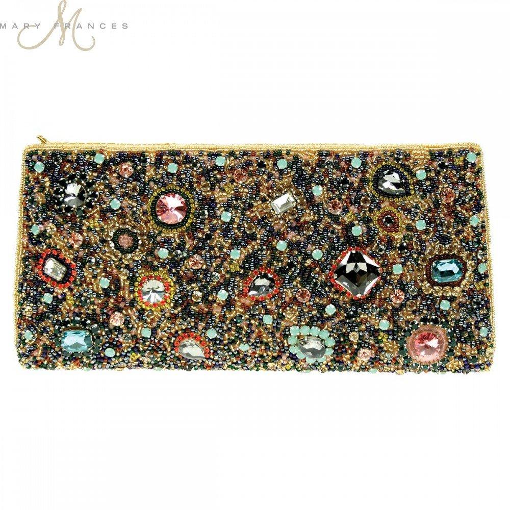 Mary Frances Starry Starry Night Handbag