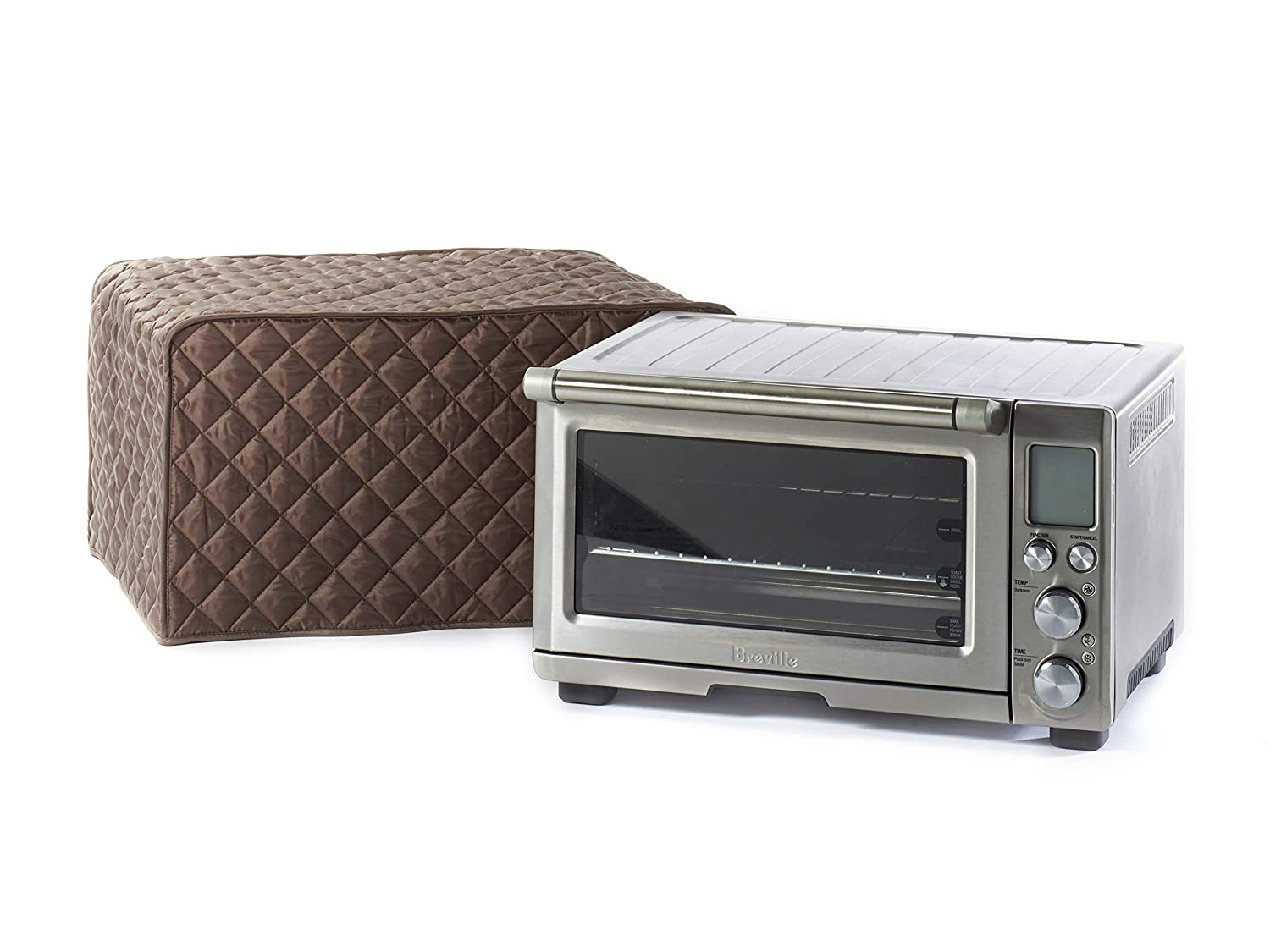 CoverMates – Toaster Oven Cover – 20W x 15D x 11H – Diamond Collection – 2 YR Warranty – Year Around Protection - Bronze