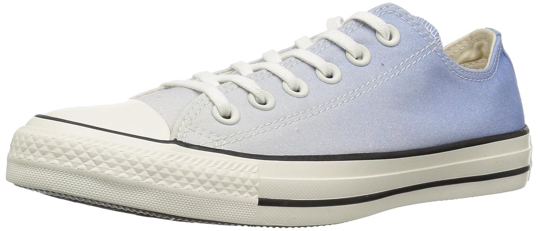 Converse Women's Chuck Taylor All Star Ombre Low Top Sneaker B07CR9J9ZG 7.5 B(M) US|Light Blue/Egret/Egret