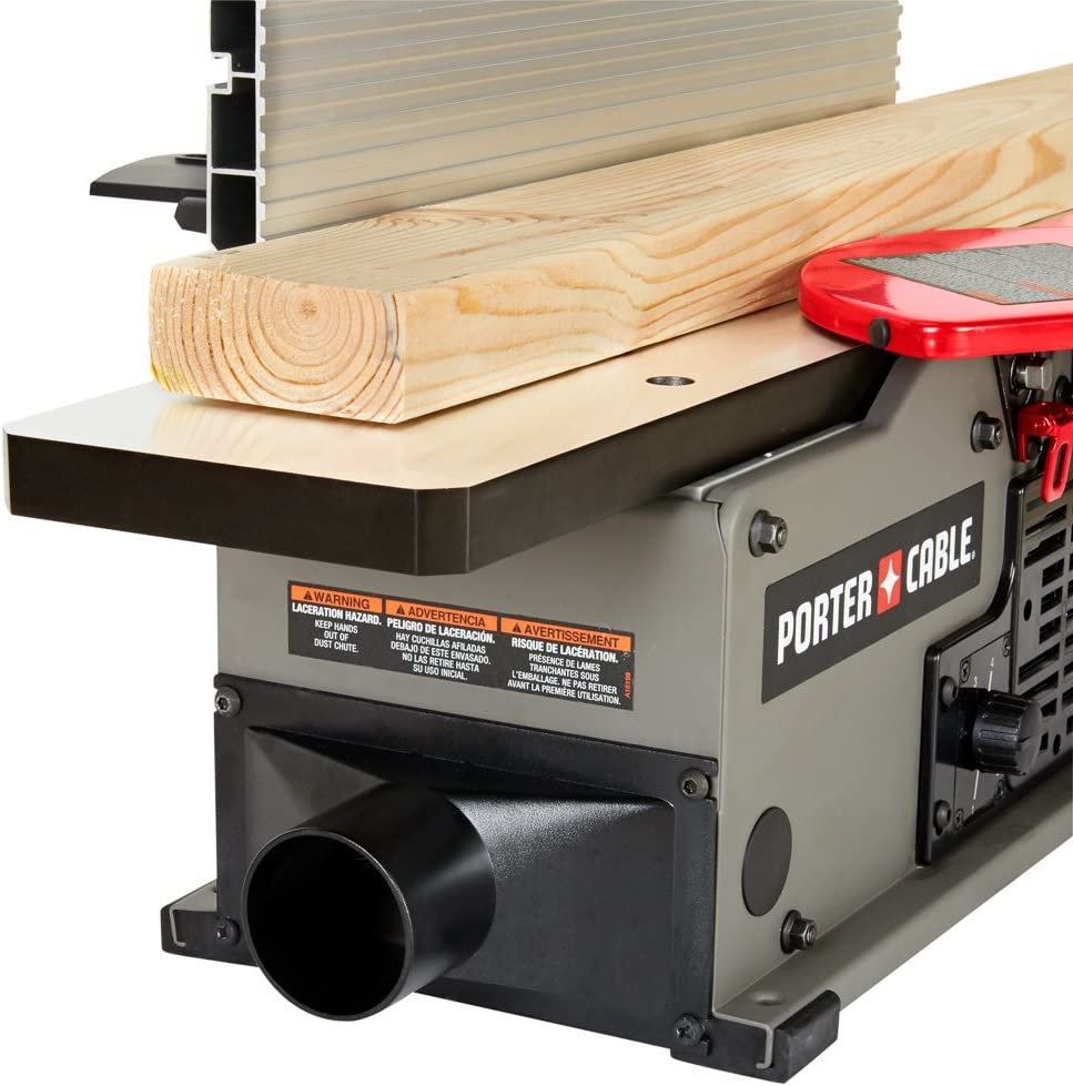 PORTER-CABLE Benchtop Jointer