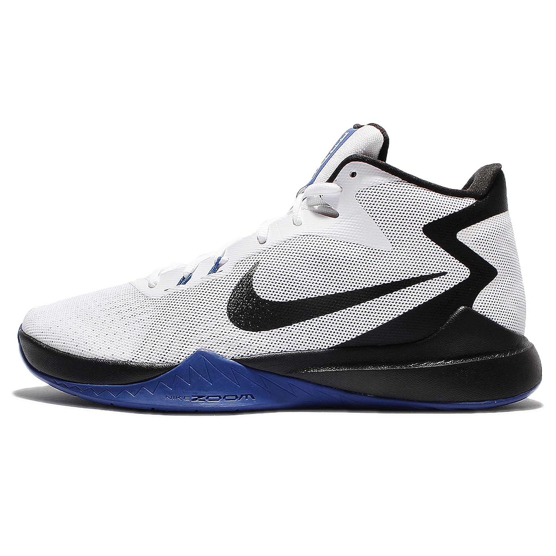 (ナイキ) ズーム エヴィデンス メンズ バスケットボール Nike Zoom Evidence 852464-104 [並行輸入品] B06XRSJF1W 27.0 cm WHITE/BLACK-VARSITY ROYAL