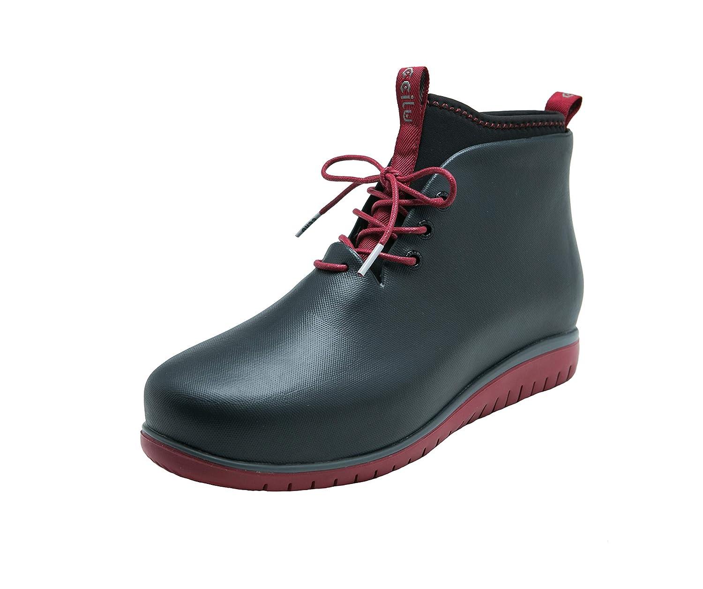 47c07552a2ac1d Ccilu Mens Panto Paolo Waterproof Rain Boots - blog.juhll.com