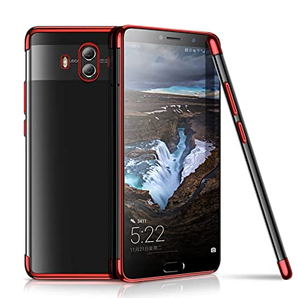 Amazon.com: Funda de silicona ultra fina para Huawei Mate 10 ...