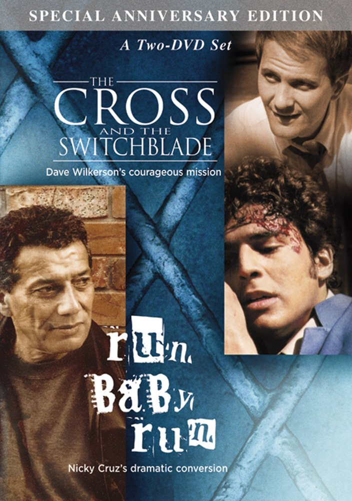 DVD : Cross And The Switchblade / Run Baby Run (2 Pack)
