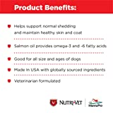 Nutri-Vet Shed Defense for Dogs|Formulated with