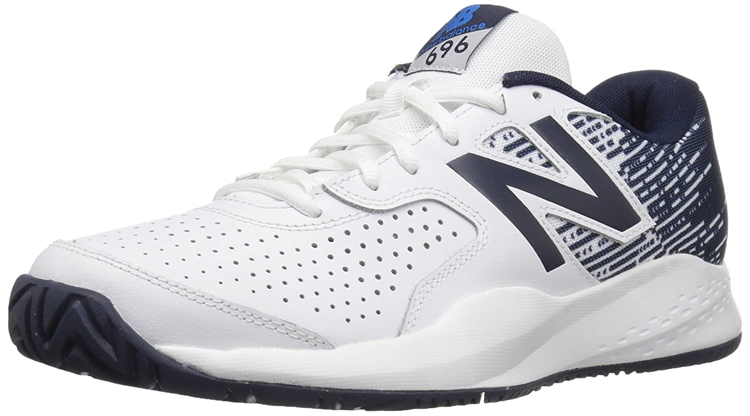 New Balance Herren 696v3 Tennisschuhe, Parent MC696WB3