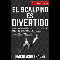 ¡El Scalping es Divertido!: 4 libros en uno