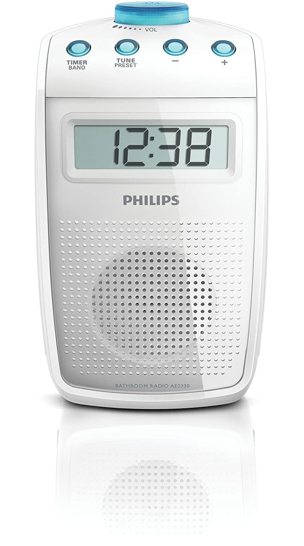 Radio R�veil PHILIPS AE2330 BLANC