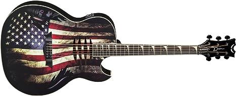 Dean Guitars Mako Glory - Guitarra electroacústica: Amazon.es ...
