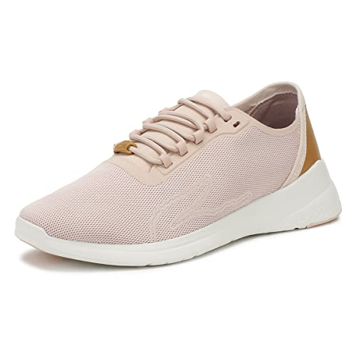 e467f2b4b90cc Lacoste Womens Natural Off White LT Fit 118 2 Sneakers-UK 4