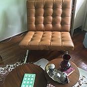 Amazon.com: emod – Mies – Silla Barcelona reproducción ...