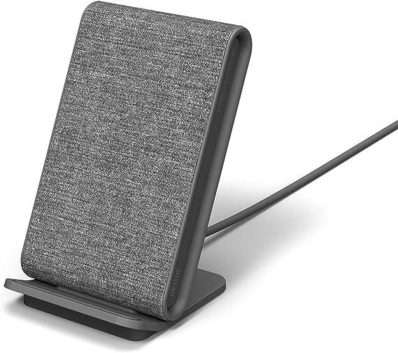 Iottie Ion Wireless Schnellladeständer Esche Elektronik
