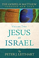 The Gospel of Matthew Through New Eyes Volume Two: Jesus as Israel Kindle Edition