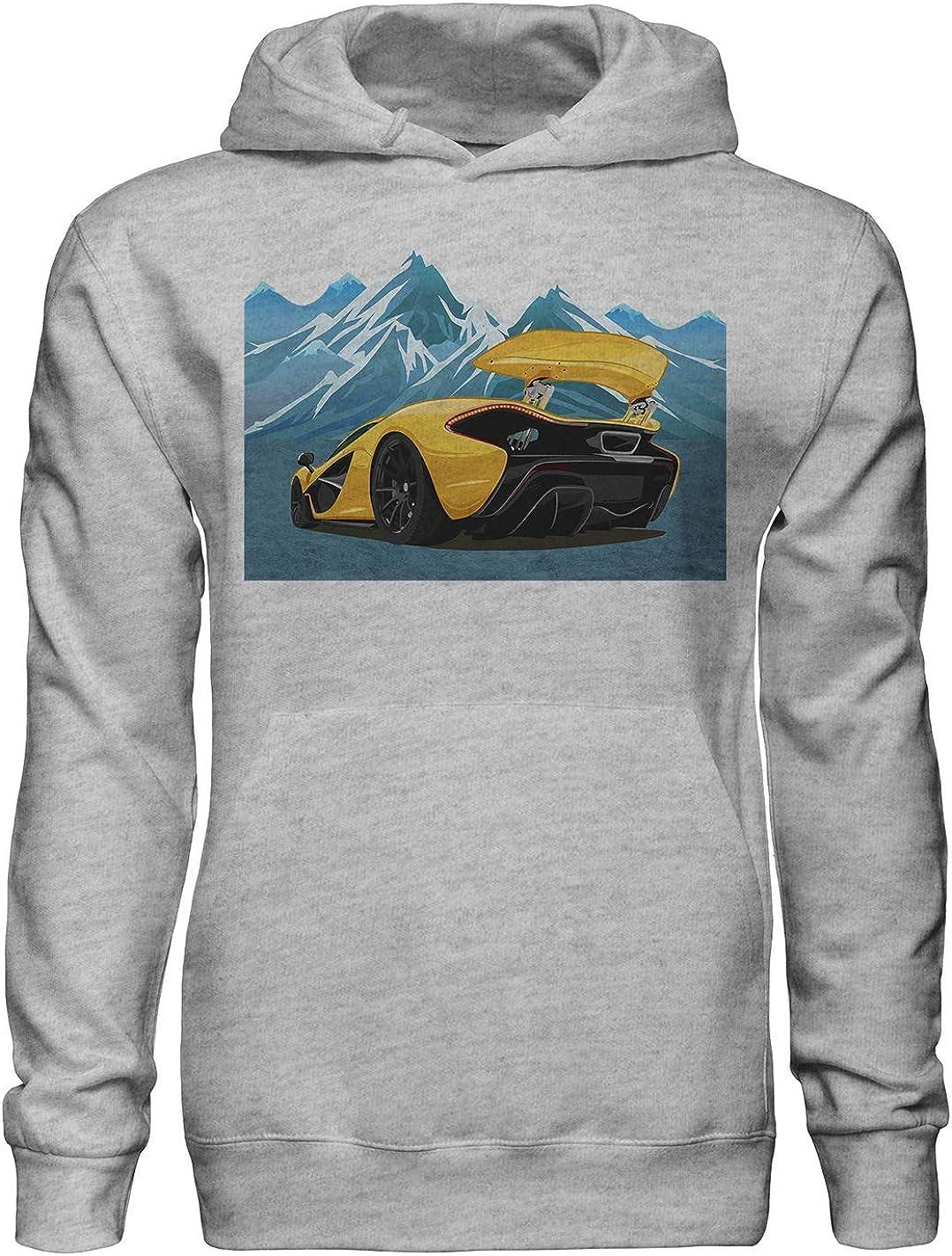 Mclaren Super Car Winter Inspired Artwork Fan Artwork Unisex ...
