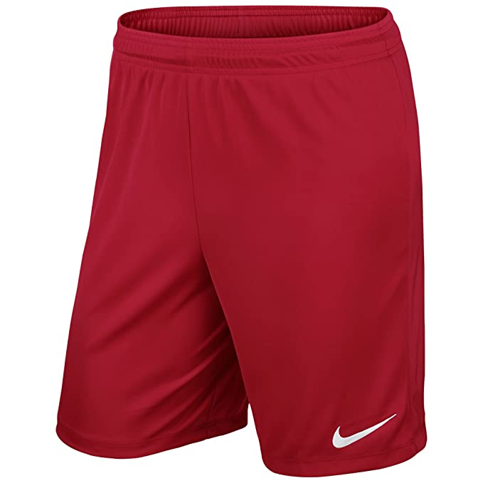 where can i buy special section designer fashion Nike Park II Knit Children's Knitted Shorts with Inner Slip