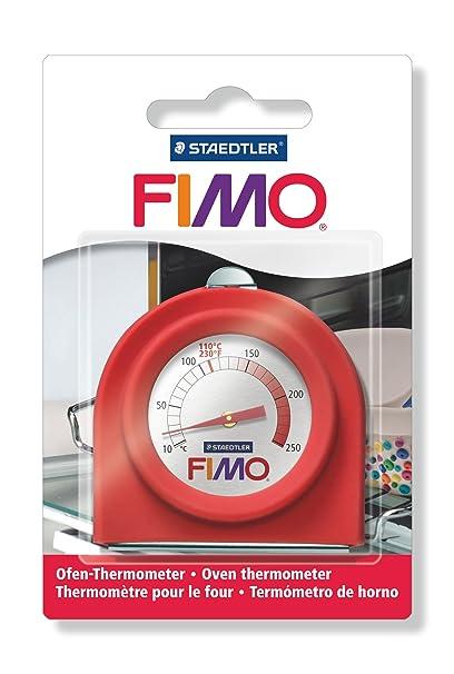 Staedtler 8700 22 Fimo - Termómetro para horno: Amazon.es: Oficina ...