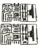 C Parts,Susp Arms:TL01