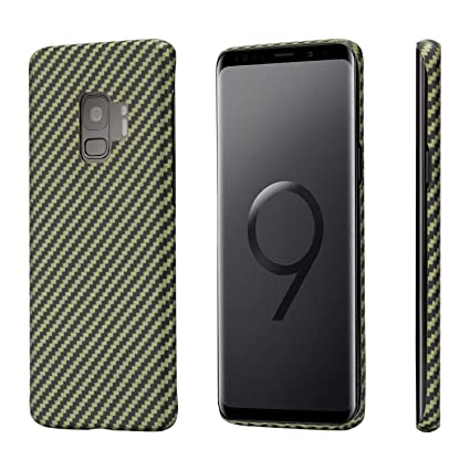 Amazon.com: Minimalist S9 Funda, PITAKA Magcase Super Slim ...