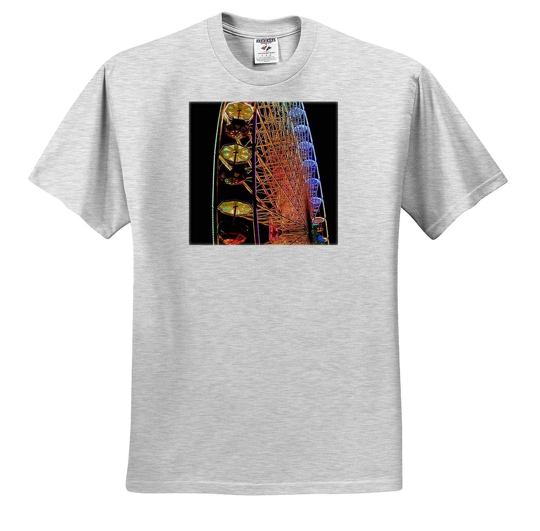 Antwerp Steenplein Belgium Antwerp Ferris Wheel Ferris Wheels 3dRose Danita Delimont Adult T-Shirt XL ts/_313069