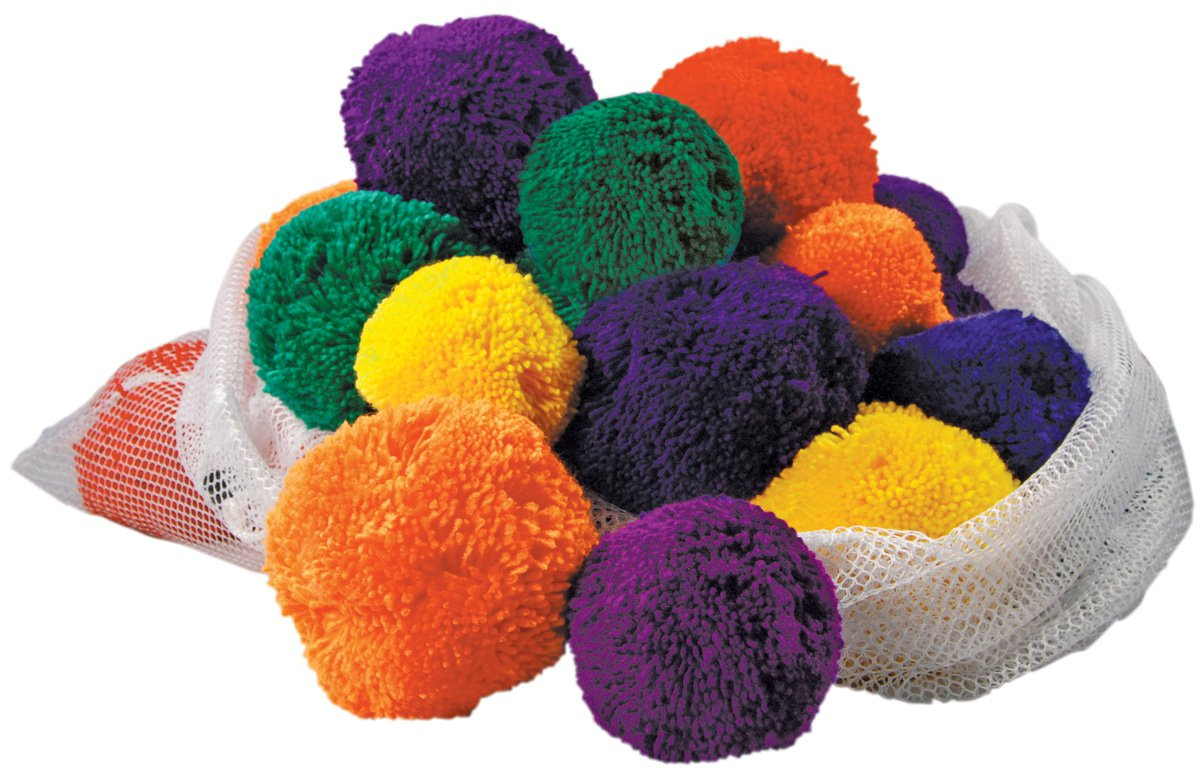 Heavy Stitched Fleece Ball Mega Pack