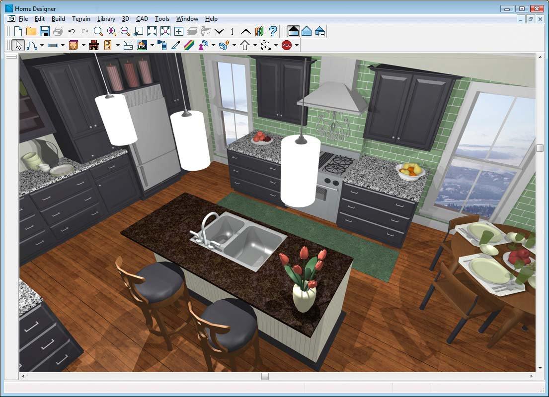 Amazon.com: Chief Architect Home Designer Essentials 10 [Download ...