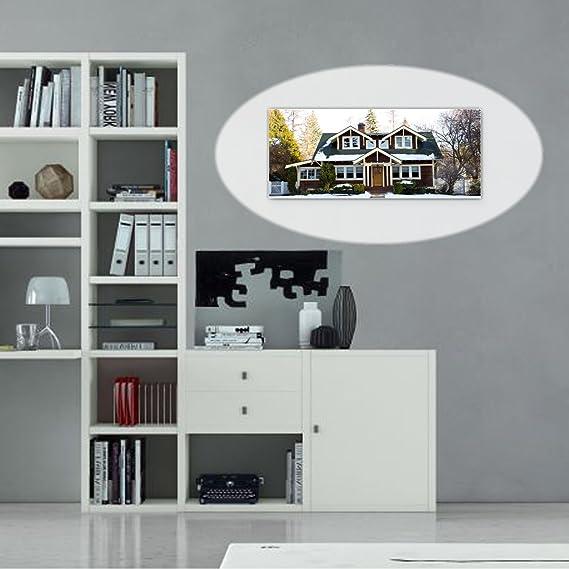 Pizarra magnética Casa Estados Estados Unidos 3 traumhaftes Diseño atractivo Salón Diseño magnético pared nuevo magnta f0553: Amazon.es: Hogar