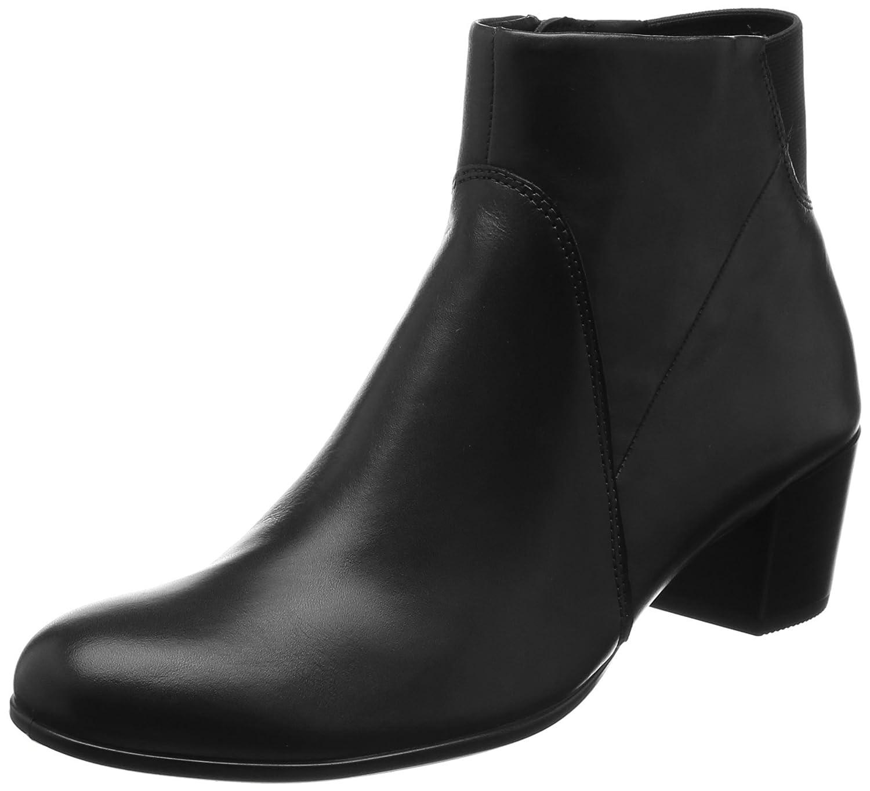 ECCO Womens Shape 35 Mid Leather Boots B072131SMG 8-8.5 B(M) US|Black